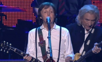 And The GRAMMY Went To ... Paul McCartney | GRAMMY.com: Grammy Com