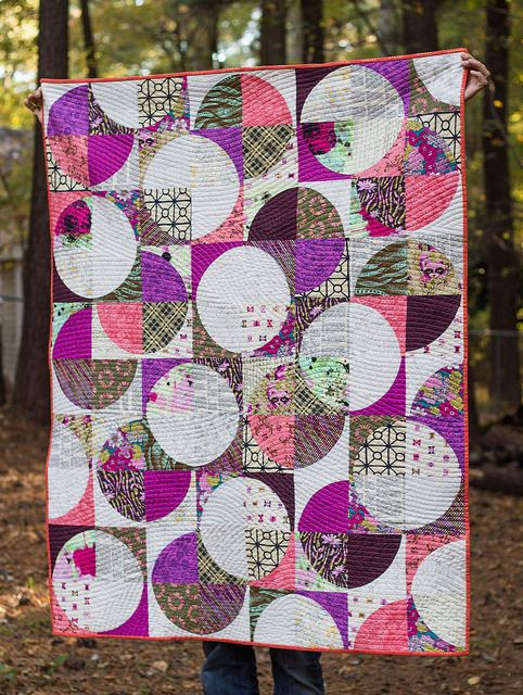 Quilting Template Drunkard S Path : 25+ best Drunkards Path Quilt ideas on Pinterest Patchwork patterns, 4 patch quilt and Quilt ...