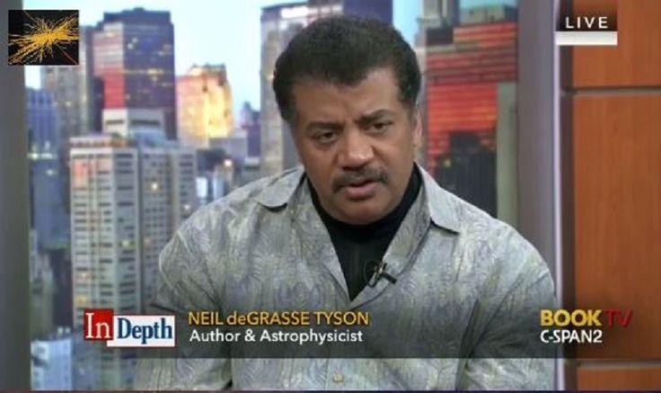 L'astrofisico Neil DeGrasse Tyson dice che non siamo soli nell'#universo, ma …