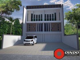 Desain Rumah Toko