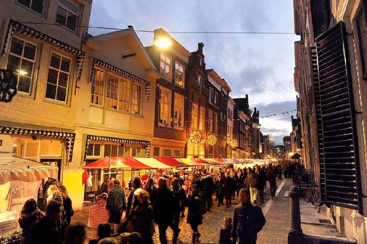 Kerstmarkt Dordrecht, Dordrecht, Nederland