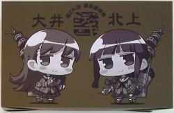 ファットカンパニー ミディッチュ 艦隊これくしょん 艦これ 北上改&大井改