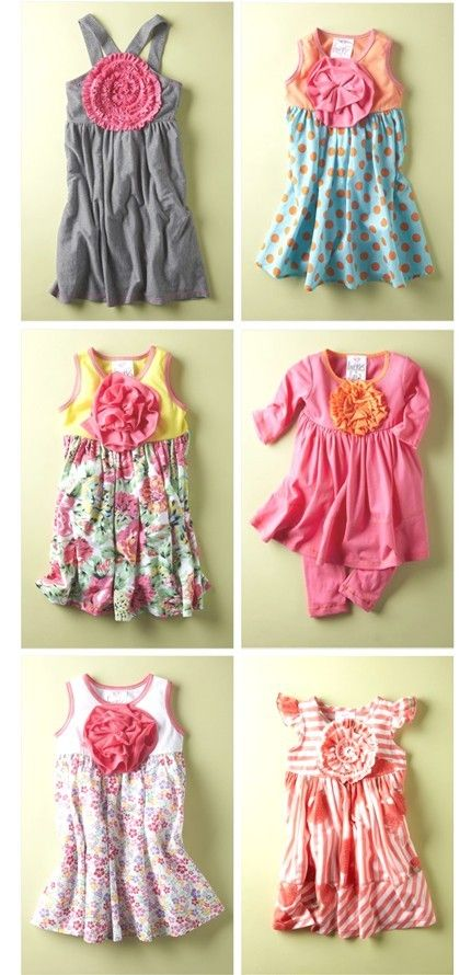 ahhh.<3Pink Flower, Little Girls, Baby Baby, Baby Dresses, Babies Clothes, Baby Clothing, Kids Clothing, Baby Boy, Baby Girls Dresses