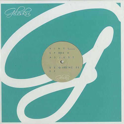 Vinyl Speed Adjust – Sequences (180gr)