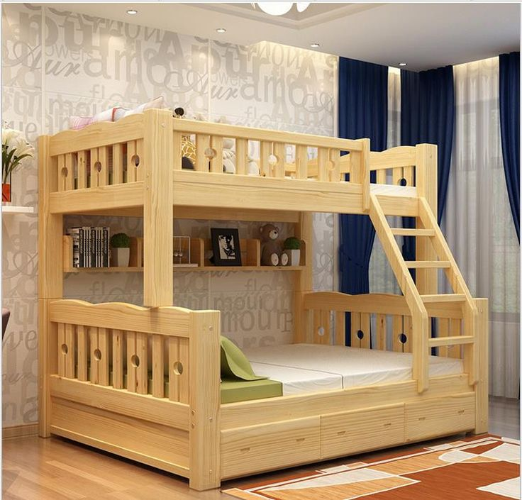 top 25 ideas about queen bunk beds on pinterest bunk rooms bunk bed and awesome bunk beds. Black Bedroom Furniture Sets. Home Design Ideas