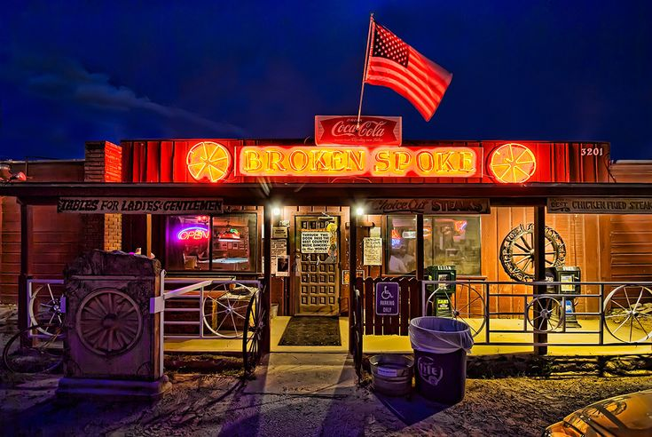 Best Honky Tonk in Texas  http://www.brokenspokeaustintx.com/