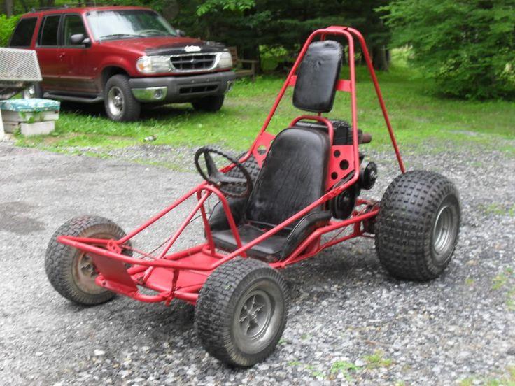 Dingo Go Kart Rear Axle Google Search Atv Pinterest