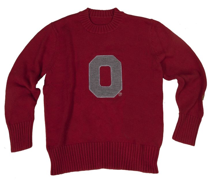 OSU Men's Scarlet Crew available now at Buckeye Corner, Fanatics and online at collegetraditions.com.