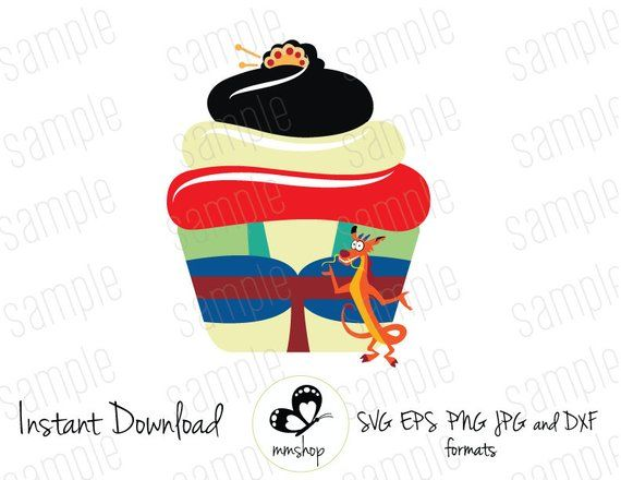 Disney download Iron on design Aladdin inspired Cupcake Jasmine disney princess svg Disney svg cut file