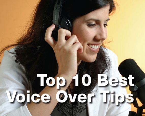 how to become a voice over talent