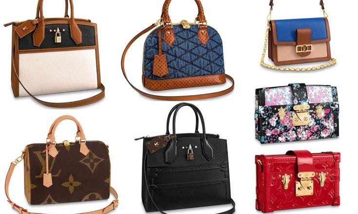 Borse Louis Vuitton autunno inverno 2019 2020: Foto e ...
