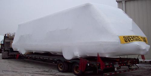 Transport Shrink Wrap   Industrial Shrink Wrap   Pittsburgh