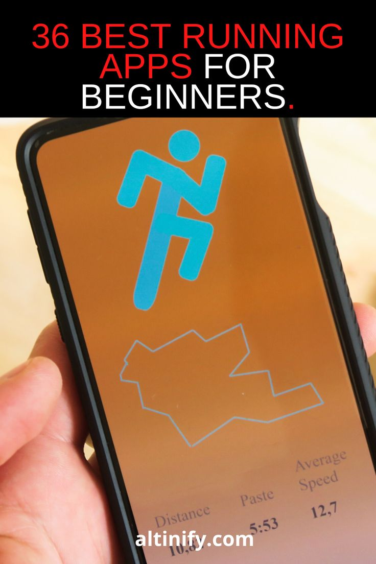 best running apps for beginners treadmill
