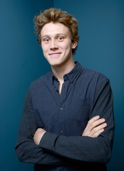 """George Mackay = -Young griff/// Got (HBO) - Young Kvothe ///""""The name of wind"""" ( Patrick Rothfuss) http://www.imdb.com/name/nm1126657/"""