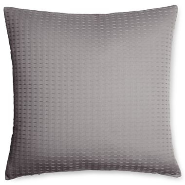 Jcpenney Decorative Throw Pillows : 17 Best images about SILVER CORAL BED on Pinterest Euro pillows, Deep sea and Stretch fabric