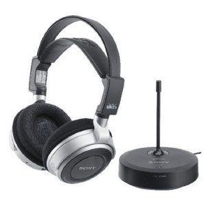Nu in de #Catawiki veilingen: Sony draadloze hoofdtelefoon RF800RK