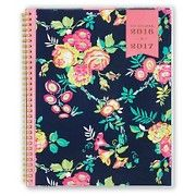 """Day Designer Weekly/Monthly Planner, 2016-2017, 144pgs, 8.5"""" x 11"""" - Multicolor"""