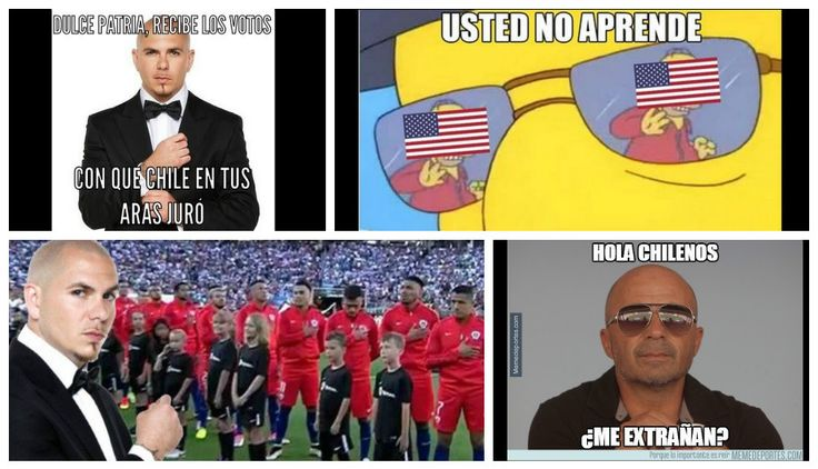Argentina vs. Chile: los mejores memes de la victoria albiceleste.