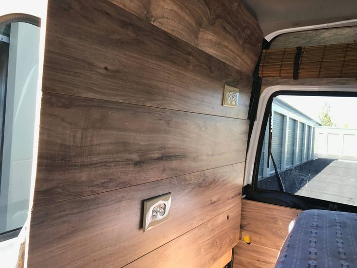 Ford Camper Van Class B Classifieds - Craigslist, eBay, RV Trader Online Ads - 2010 Custom Transit Connect For Sale in Truckee, CA | Price: $17K.