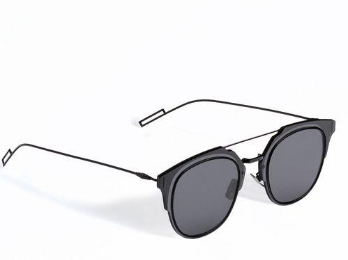 Dior Homme  Lunettes de soleil Dior Composit 1.0, 410 euros