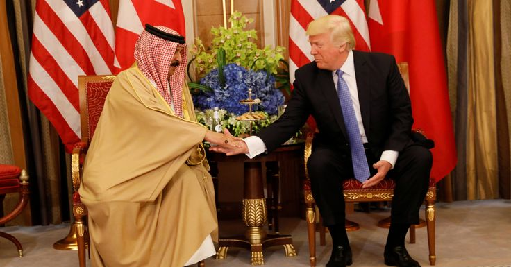 Trump Praises Bahrain Days Before Brutal Crackdown