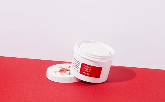 Cosrx One Step Original Clear Pad Review Wholesale Korean Cosmetics Supplier Cosrx Peel Pads First Step