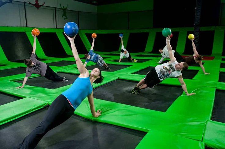 Health Benefits of Trampoline Exercises - Web Health Journal