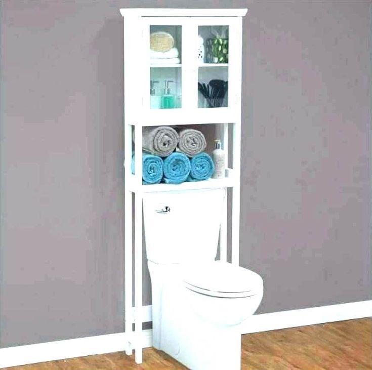 Badezimmerschranke Hinter Toilette Badregale Erstaunliche Bad