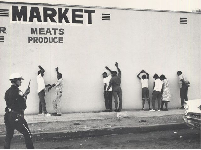 mpdrolet:  Watts Riots, Los Angeles, CA, 1964 Julian Wasser