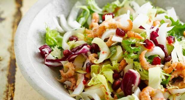 Salade composéeVoir la recette >>