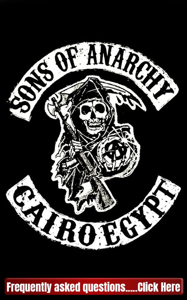 sons of anarchy logo #soa #sonsofanarchy #logo | Sons Of