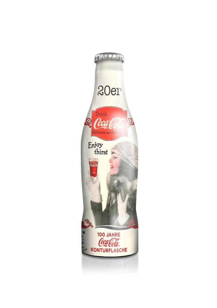1920 Coke bottle