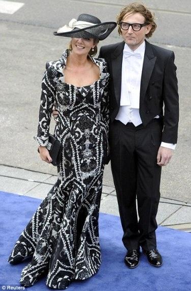 Princess Annette  and Prins Bernard (van Vollenhoven)