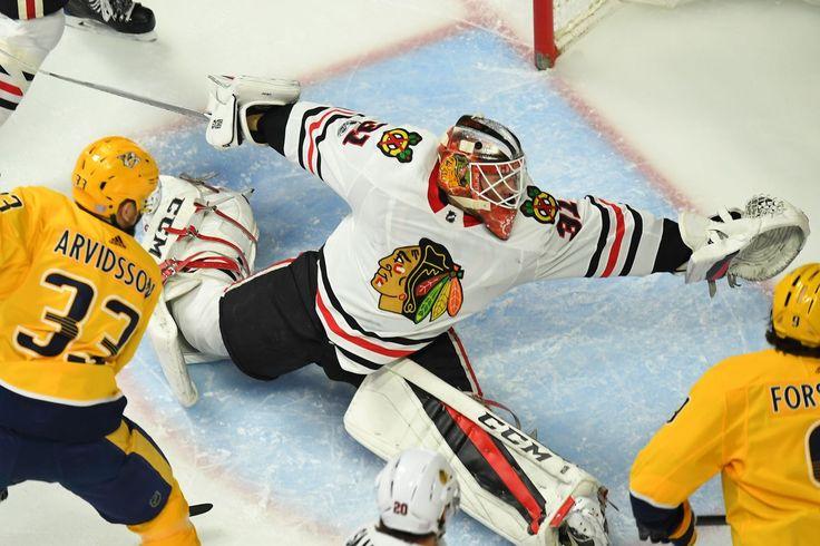 Blackhawks vs. Predators game thread: Part 2