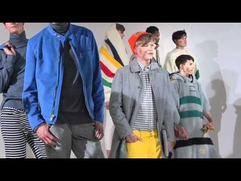 John Bartlett @ New York Fashion Week AW12