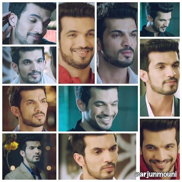 The many expressions of @arjunbijlani in Naagin! #expressionking #arjunbijlani #naagin #ritik #arjunmouni