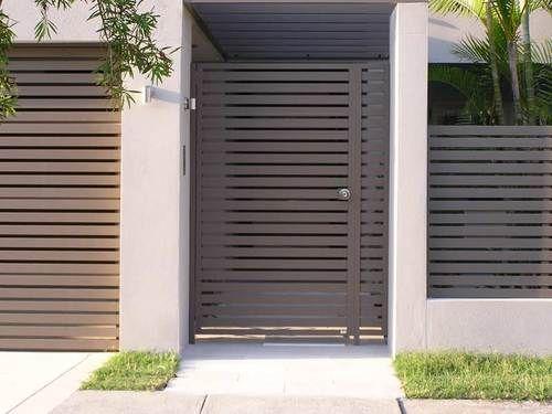STEEL gate home entrance - Pesquisa Google