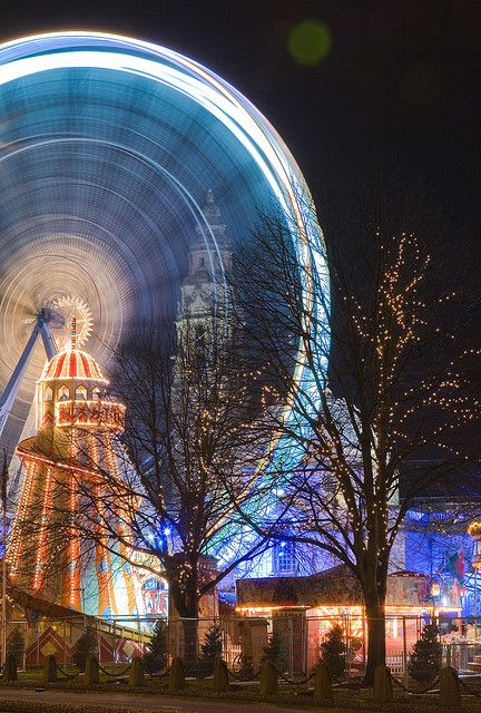 Winter Wonderland - Cardiff, Wales