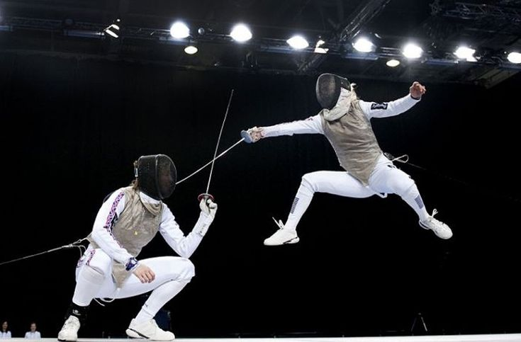London 2012 Olympics: Olympic fencing squad selection marred by appeal over selection process - Telegraph