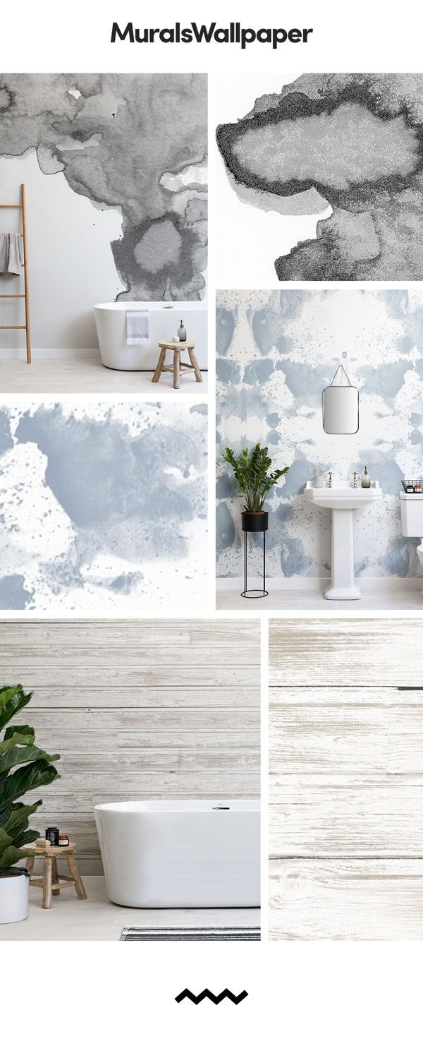 Create A Stylish Space With Clean White Wallpapers The Collection Of White Bathroom Wallpaper Can Transfo White Wallpaper Simple Wallpapers Bathroom Wallpaper