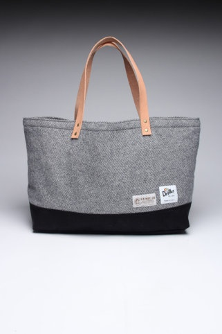 Drifter Bags Club Tote Bag
