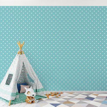 Carta da parati neonato Camerette colorate fai da te 6