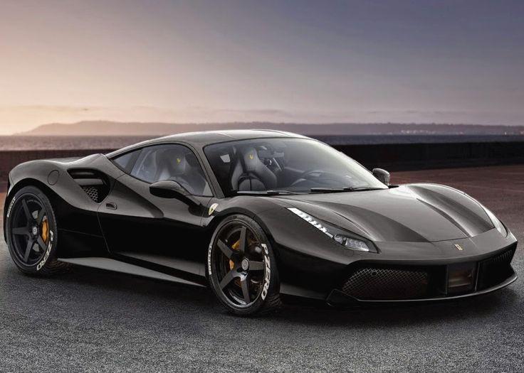 Image for 2015 Ferrari 488 GTB Black
