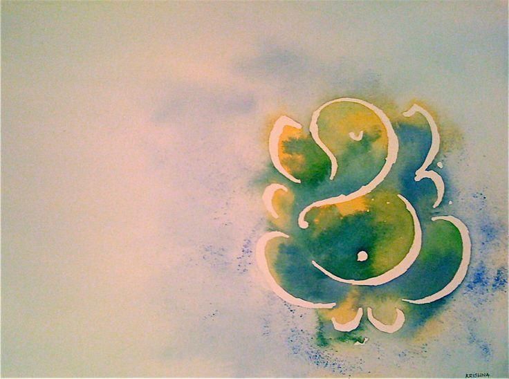 Ganesh painting More