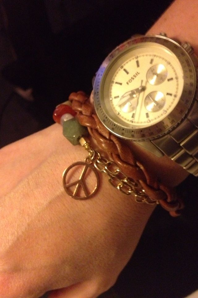 Bracelet Peace from Madlymore by C