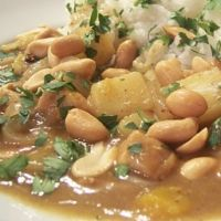 Vindaloo Coconut Curry