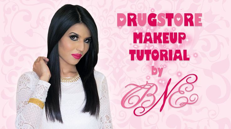 In this tutorial I share and review several of my favorite drugstore makeup products and tools. Over the past months, I have discovered many amazing drugstore products in preparation for this tutorial, some of which I have used to create the makeup look featured above, and brands such as L'Oreal Paris and Bourjois have become two of my favorites.