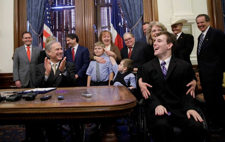 Texas Gov. Greg Abbott signed about 1,200 bills this year, wrapping up Texas lawmaking until officials reconvene in 2017.