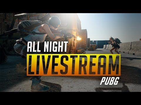 All night Live with some more PUBG! Just a chill PUBG stream guys! hope you all enjoy! SubLIKE! and have fun with us guys!  This link to donate http://ift.tt/2BPeQoB  SUB TO FRENCH TOAST! https://www.youtube.com/channel /UCOlD... FOLLOW FRENCH TOAST https://twitter.com/C9_French_Toast  My Twitter: https://twitter.com/duck_bloody  Steam Username: 1bloodyduck1  My PC Specs: Intel(R) Core(TM) i7-7700HQ CPU @2.80GHz NVIDIA GeForce GTX 1070 GDDR5 @8.0 GB (256-bit) 1168GB HD 16GB RAM  Software…