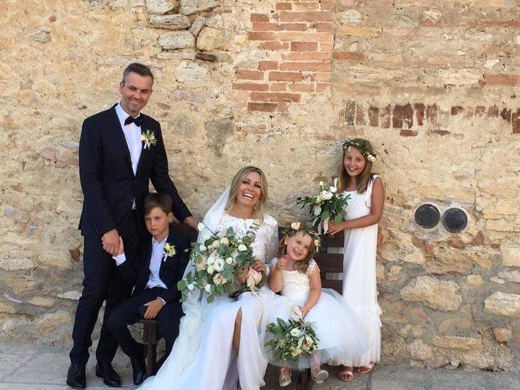 Boho wedding in Italy